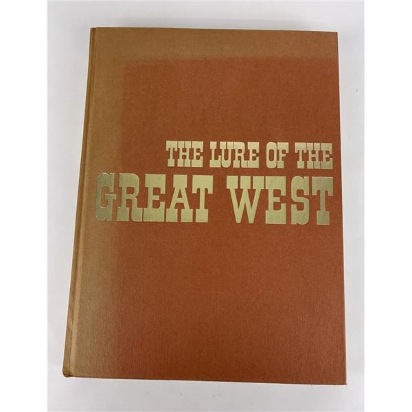 The Lure of the Old West Frank Getlein