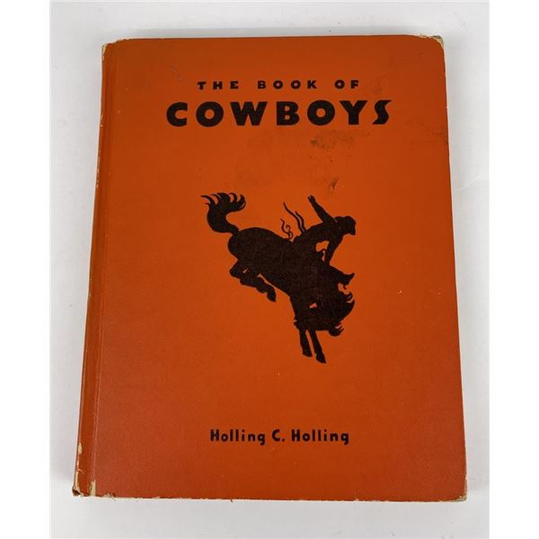 The Book of Cowboys Holling C Holling