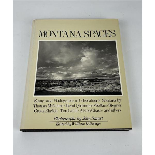 Montana Spaces 1988 Montana Land Reliance
