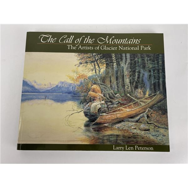 The Call of the Mountains Larry Len Peterson