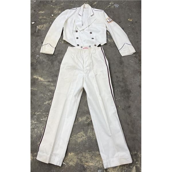 1940s City of Los Angeles Railroad Uniform