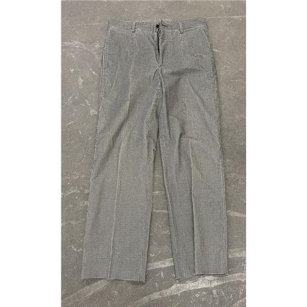 Dolce Gabbana Houndstooth Pants