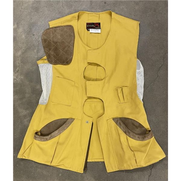 Vintage 10-X Upland Bird Hunting Vest Size 38
