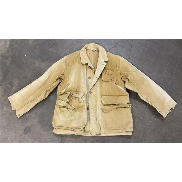 Vintage Red Head Canvas Duck Hunting Jacket