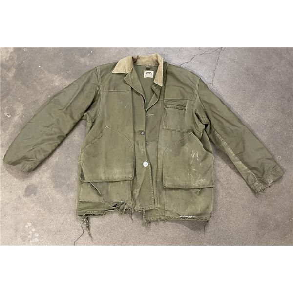 Vintage Duxback Upland Bird Hunting Jacket