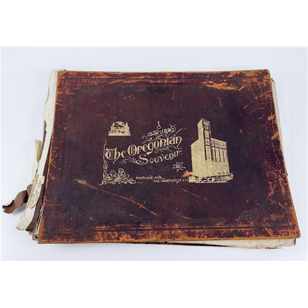 1850-1892 The Oregonian Souvenir Book
