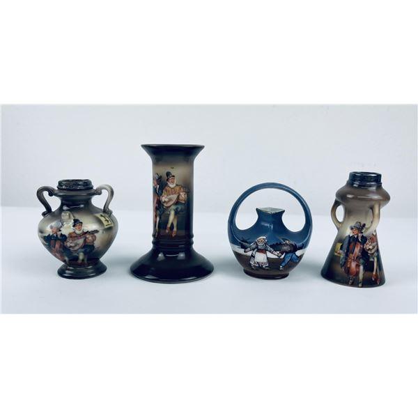 Antique Royal Bayreuth Miniature Porcelain Pieces