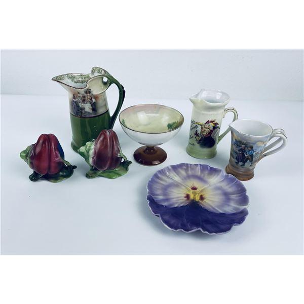 Antique Royal Bayreuth Porcelain Items
