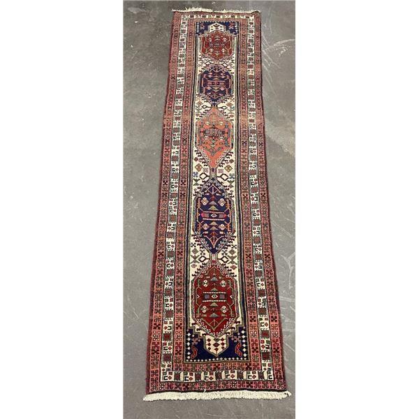 Anatolian Caucasian Runner Persian Rug
