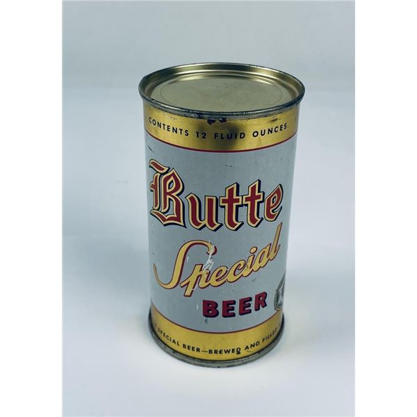Butte Special Montana Beer Can