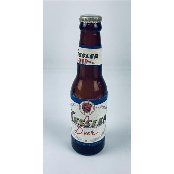 Kessler Beer Helena Montana Nipper Bottle