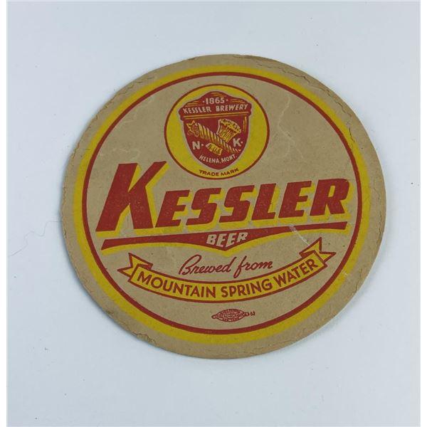 Kessler Helena Montana Beer Coaster