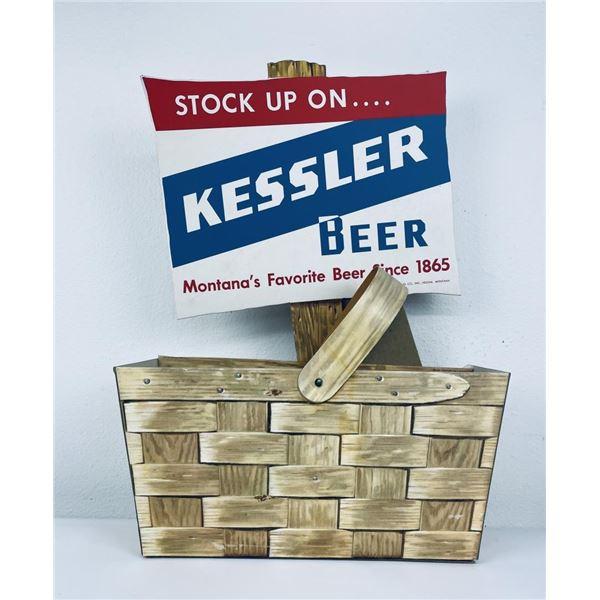 Kessler Beer Helena Montana Store Display