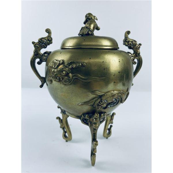 Bronze Chinese Censor Incense Burner