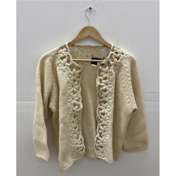 Vintage Vic & Vic Haute Couture Wool Shirt