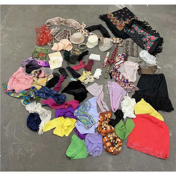 Lot of Vintage Ladies Clothing