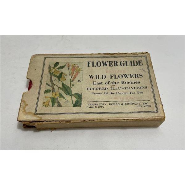 Wild Flowers East of the Rockies Reed 1930