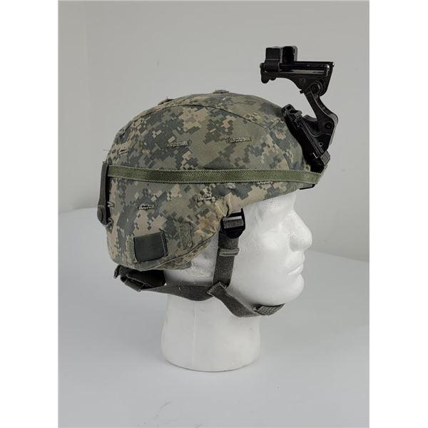 ACH Ballistic Advanced Combat Helmet Size Large