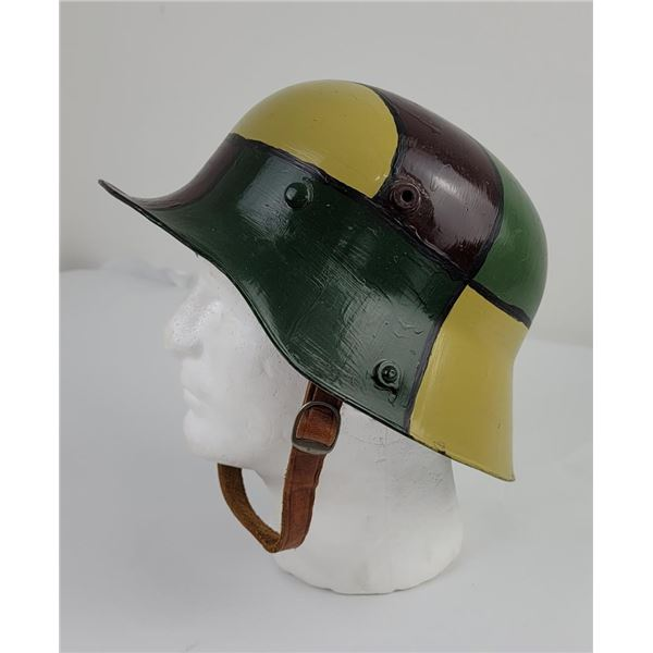 WW1 German Prussian M16 Helmet