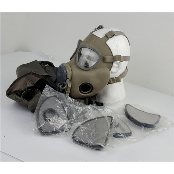 Polish Bulldog Gas Mask MP-4