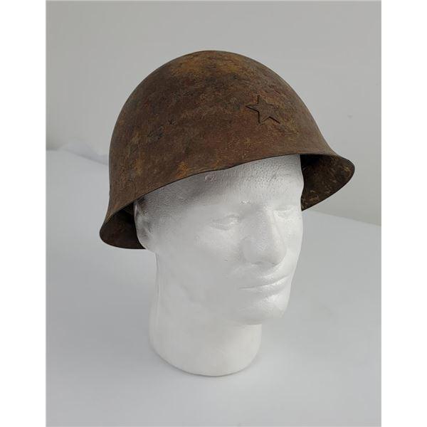 WW2 Japanese Army Helmet
