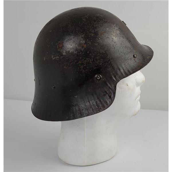 WW2 Spanish Army Helmet