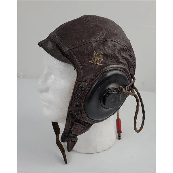 WW2 USAAF Flight Helmet Type A-11