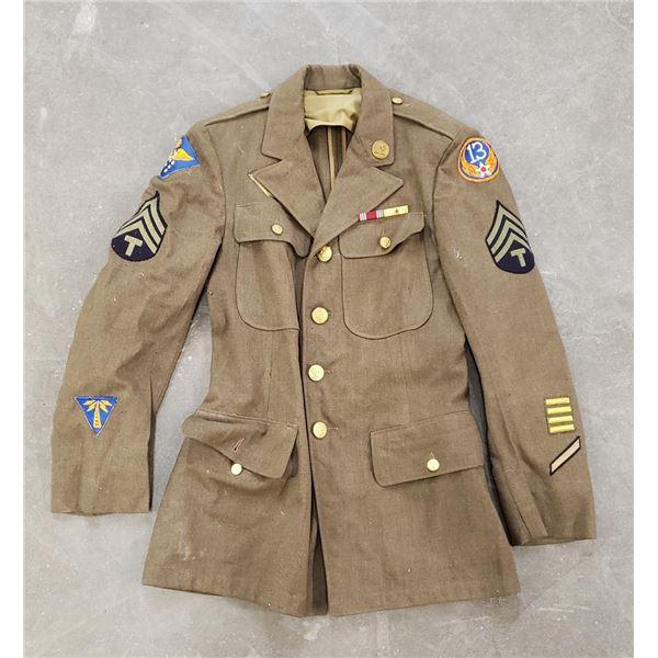 WW2 Uniform Jacket 13th US Army Air Force
