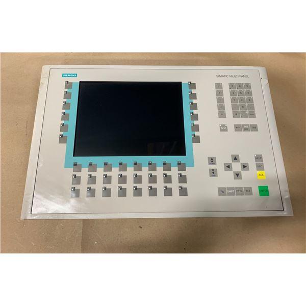 SIEMENS 6AV6 542-0AG10-0AX0 MUTLI PANEL MP270B KEY-10TFT