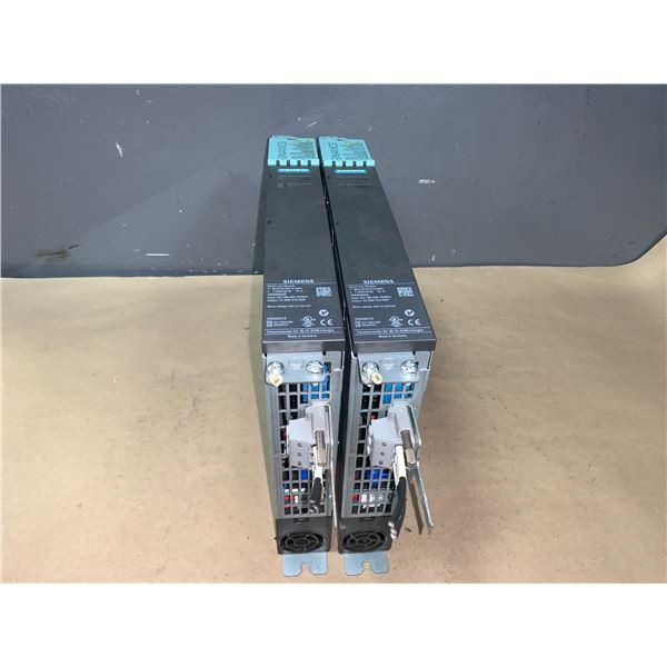 (2) - SIEMENS 6SL3130-6AE15-0AB1 SMART LINE MODULES
