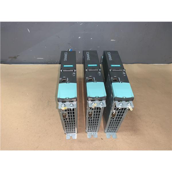 (3) - SIEMENS 6SL3040-1MA00-0AA0 SINAMICS CONTROL UNITS CU320-2 DP