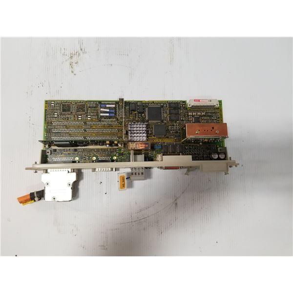 SIEMENS 6SN1118-0DG21-0AA0 CONTROL CARD