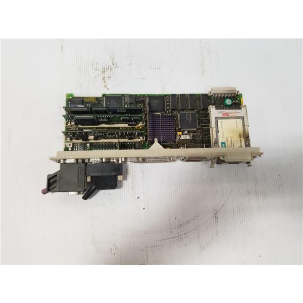 SIEMENS 6FC5357-0BB21-0AE0 CONTROL CARD