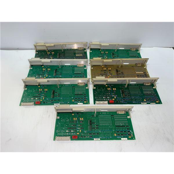 (7) - SIEMENS / CINCINNATI MILACRON 3-542-1280 CIRCUIT BOARDS