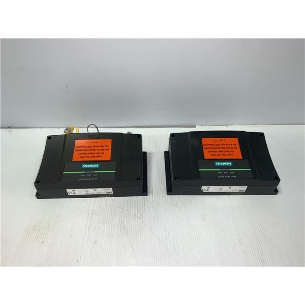 (2) - SIEMENS 6AV6 671-5AE11-0AX0 CONNECTIVITY BOX PN PLUS