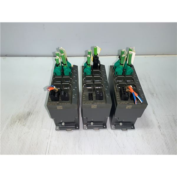 (3) - SIEMENS 6GK5108-0BA00-2AA3 SIMATIC NET INDUSTRIAL ETHERNET SWITCHES