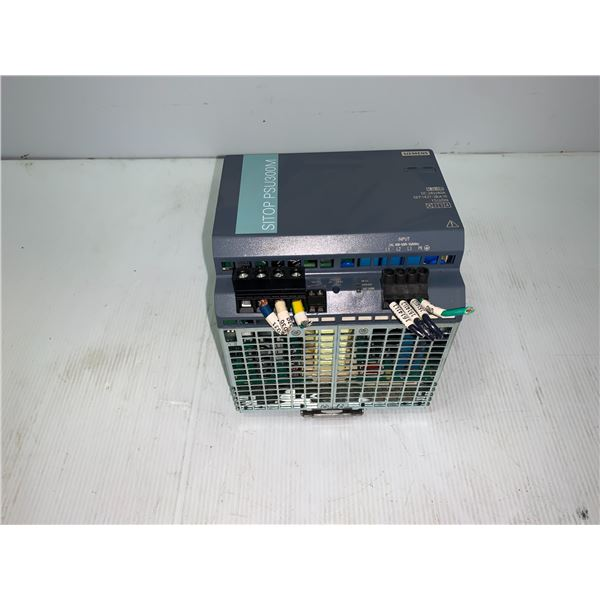 SIEMENS 6EP1437-3BA10 SITOP PSU300M POWER SUPPLY