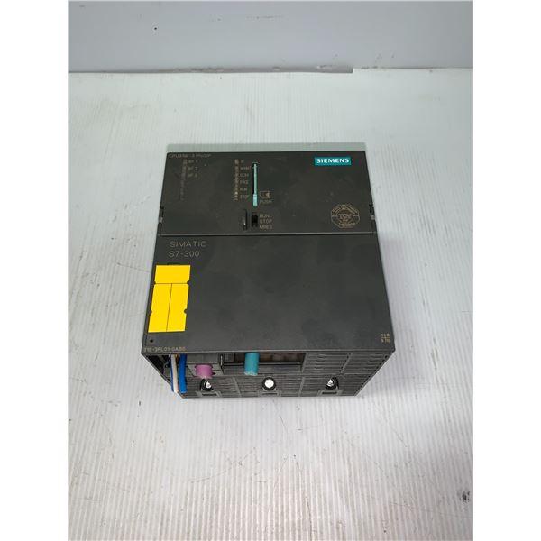 SIEMENS 6ES7 318-3FL01-0AB0 SIMATIC S7-300 CPU MODULE