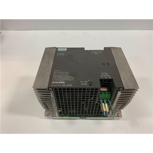 SIEMENS 6EP1437-1SL11 SITOP POWER 40 PSW6327