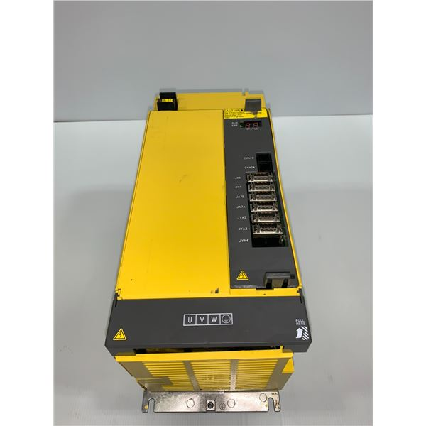 FANUC A06B-6111-H022#H550 SPINDLE AMPLIFIER MODULE (NO TAG - BELIEVE PART NUMBER IS CORRECT)