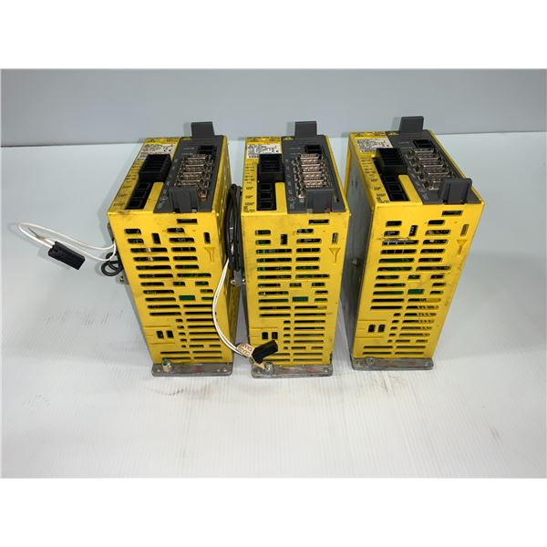 (3) - FANUC A06B-6132-H002_BiSV20 SERVO DRIVES