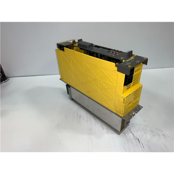FANUC - A06B-6117-H211 SERVO DRIVE (FOR PARTS / REPAIR)