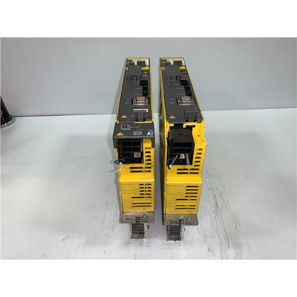 (2) - FANUC A06B-6127-H105_aiSV 80HV SERVO DRIVES