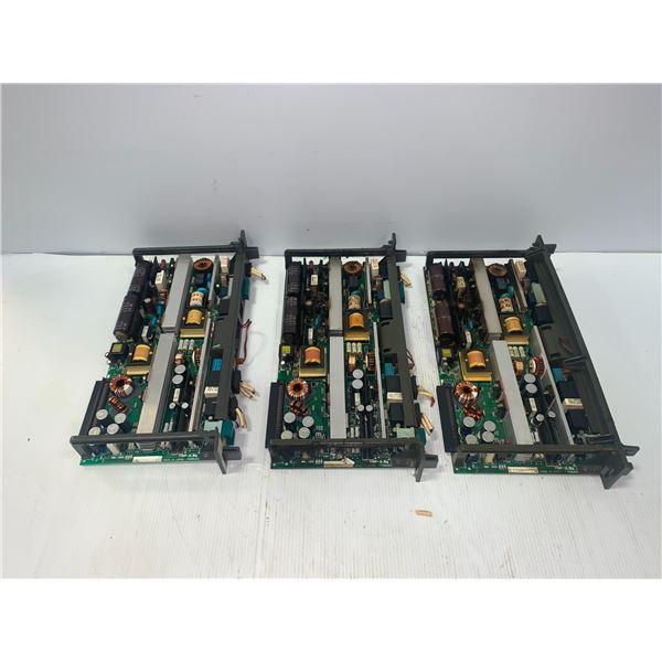 (3) - FANUC A16B-1212-0871 CIRCUIT BOARDS