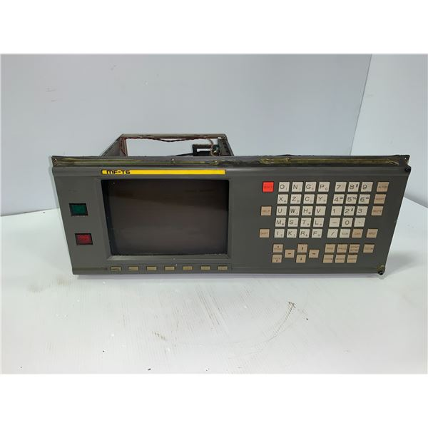 "FANUC A02B-0120-C051/TA_9"" CRT/MDI UNIT"