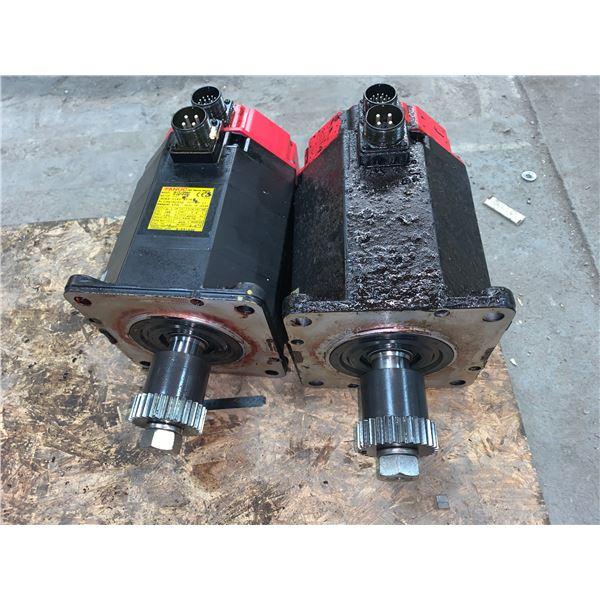 (2) - FANUC A06B-0142-B575_a12/2000 AC SERVO MOTORS
