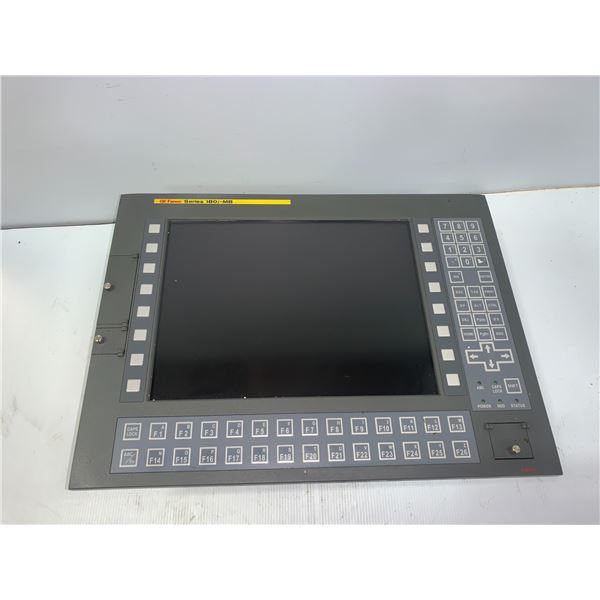 FANUC A13B-0196-B412 PANEL SERIES 180i-MB_WITH A08B-0084-C120/D HDD UNIT