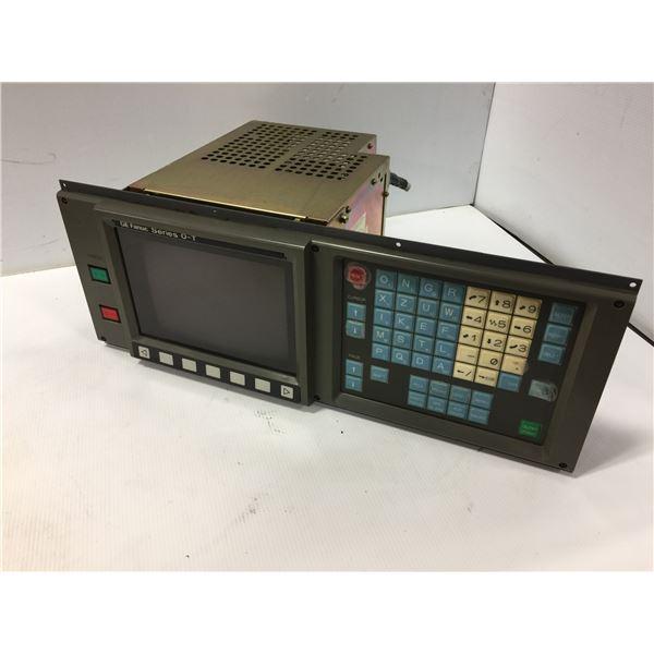 FANUC A02B-0098-C084 LCD/MDI UNIT