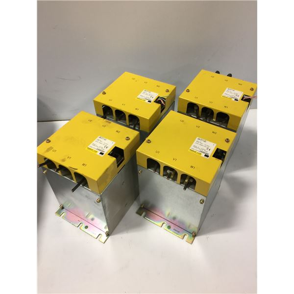 (4) FANUC A06B-6111-H403 SUB MODULE