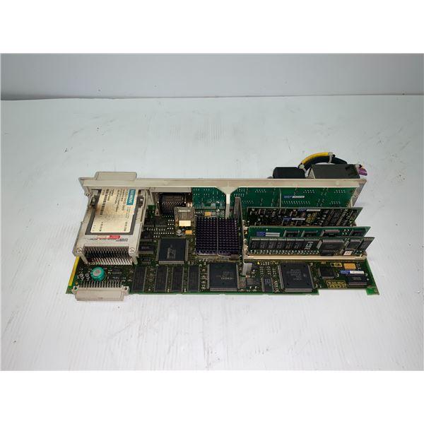 SIEMENS 6FC5357-0BB21-0AE0 SINUMERIK 840 D NCU 572.2 CIRCUIT BOARD